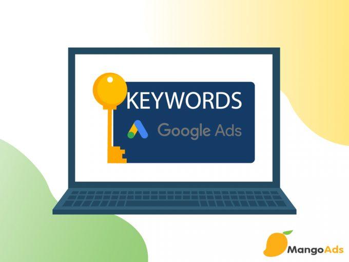Lập kế hoạch từ khóa dành cho Google Ads