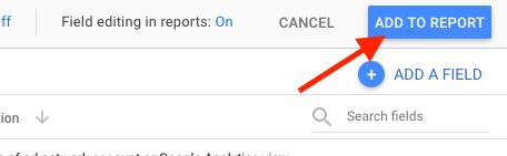 """Hình 10: Chọn """"Add to report"""" và """"Copy report"""""""