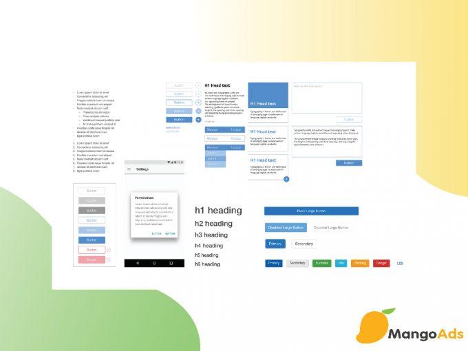 UI kit là gì và cách sử dụng UI kit để tạo nên một thiết kế đẹp