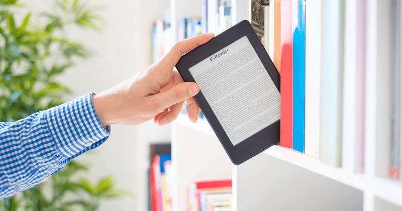 Hình 1: Ebook mang đến một lượng lớn thông tin