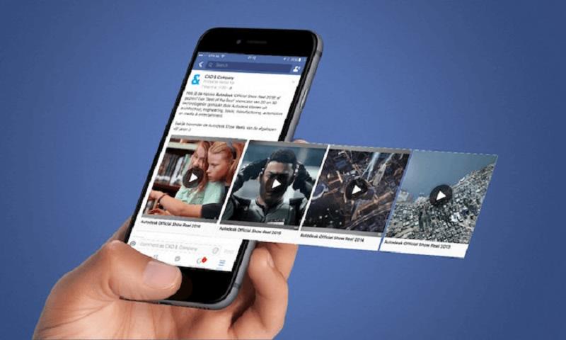 Hình 3: Video là cách đưa thông tin đến người dùng sinh động nhất