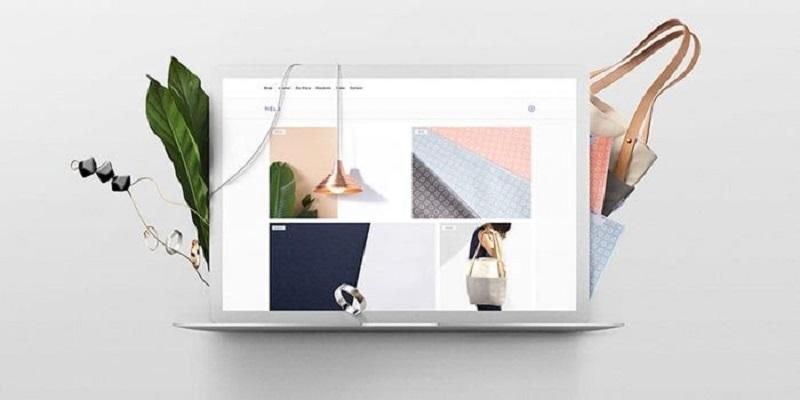 Thiết kế tối giản giúp người xem dễ dàng nắm bắt được những thông tin cần thiết