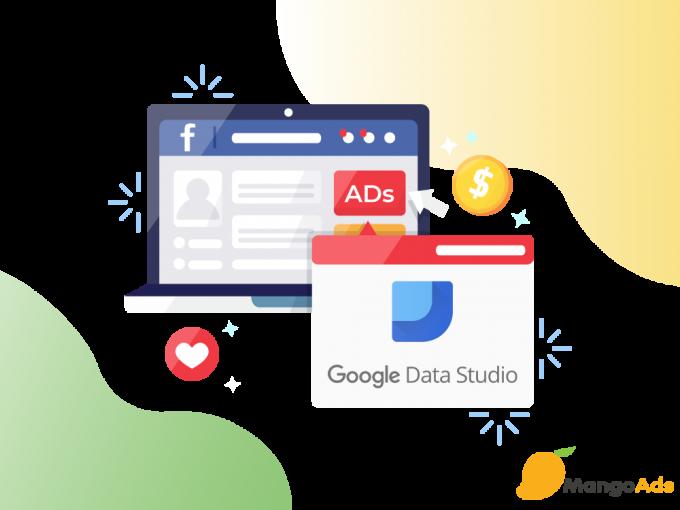 Cách kết nối Facebook Ads với Data Studio mà không cần thanh toán