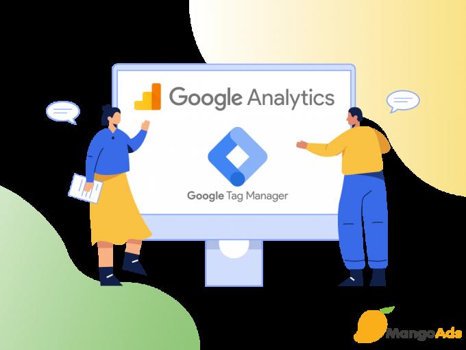 Sự khác biệt giữa trình quản lý thẻ của Google và Google Analytics