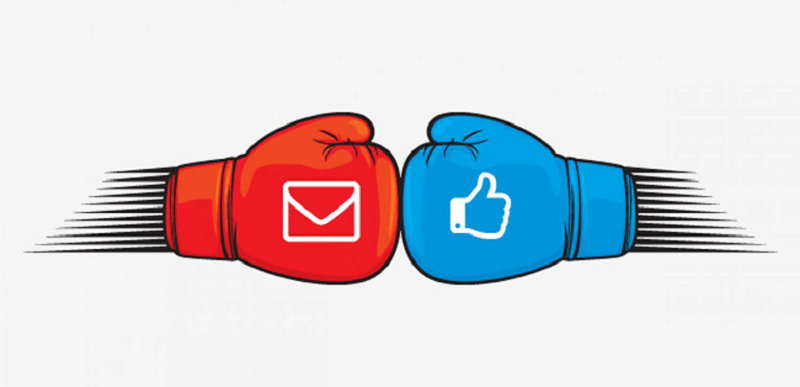 Email marketing vs Mạng xã hội