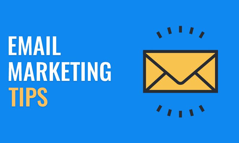 Các mẹo trong email marketing
