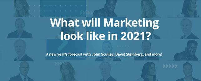 Hình 9: Hình thái của marketing trong năm 2021