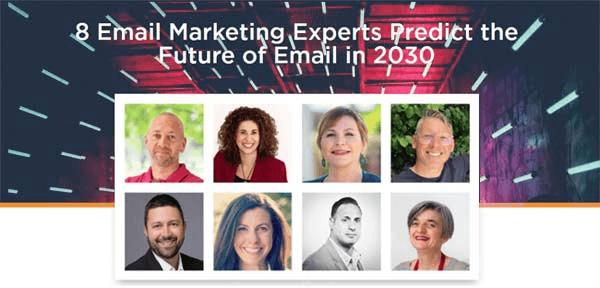 Hình 16: Tám chuyên gia email marketing