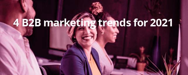 Hình 23: Xu hướng marketing B2B 2021