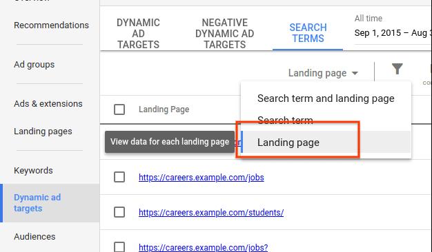 Hình 7: Google sẽ phân loại tất cả các website dựa trên nội dung của chính website đó