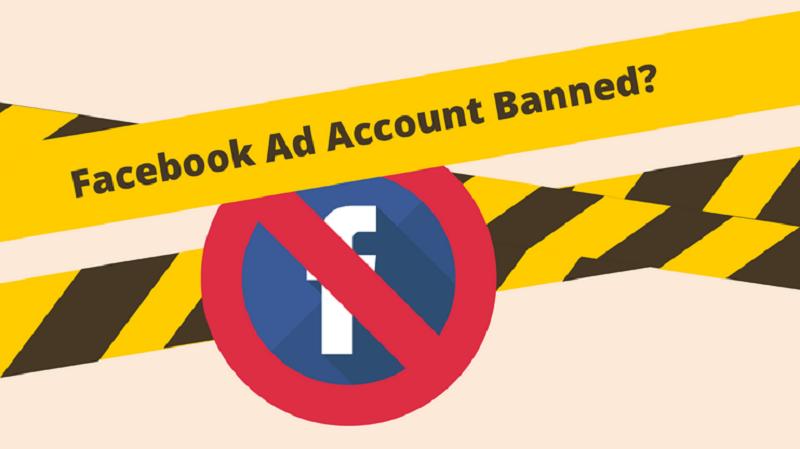 Hình 1: Cần làm gì khi tài khoản quảng cáo Facebook bị vô hiệu hóa?
