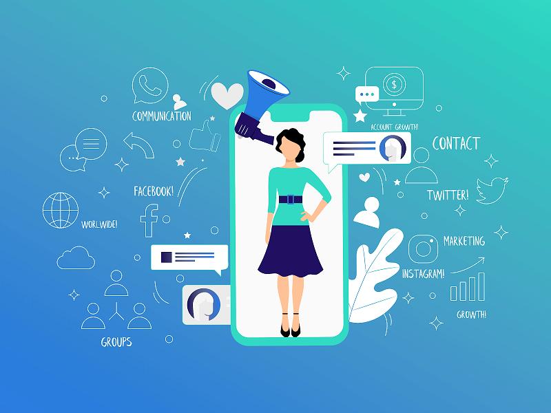 Influencer trên social media cũng có thể làm tiếp thị liên kết