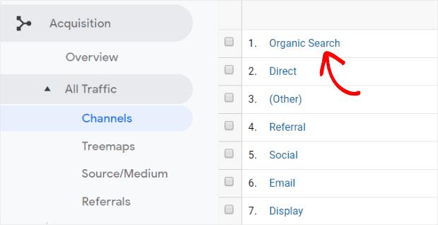 Hướng dẫn tìm keyword idea với Google Analytics
