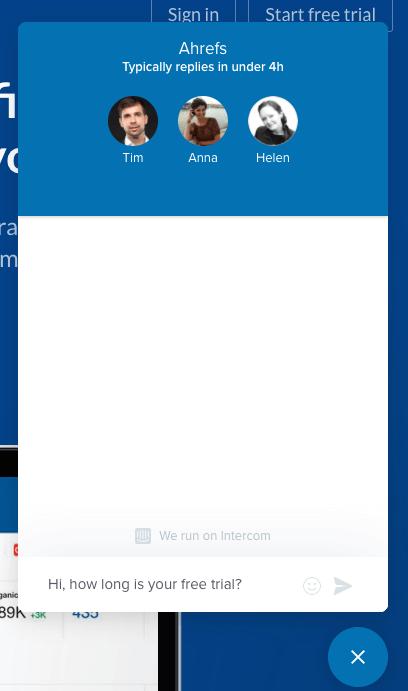 Chatbox bật lên sau khi nhấp vào
