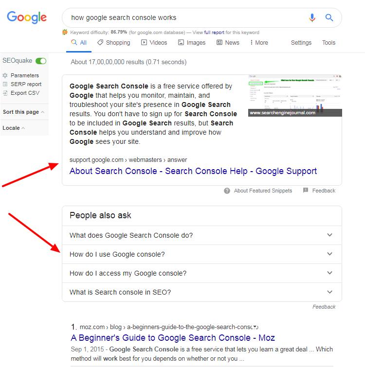 Hình 11: Đoạn trích nổi bật thường được các công cụ tìm kiếm xếp hạng cao