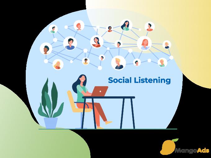 Social Listening ứng dụng theo từng ngành