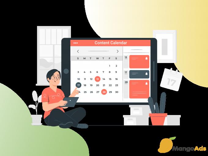 Cách lên kế hoạch Content Calendar cho blog trong vòng 12 tháng