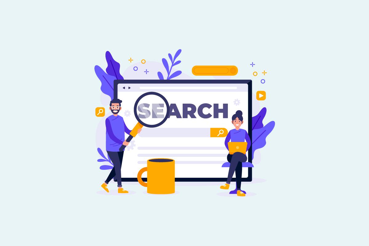 Hình 8: Site search giúp bạn tìm ra insight của khách truy cập