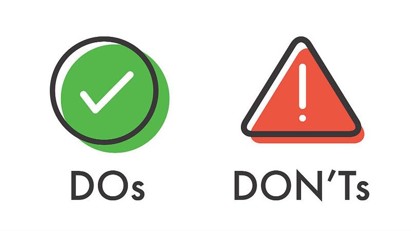 Hình 6: Có những điều cần tránh khi áp dụng Display Network