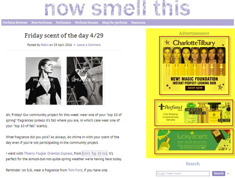 Hình 1: Một ví dụ về display ad