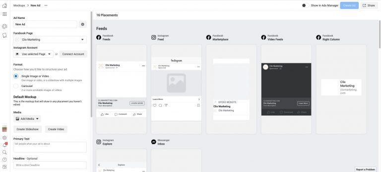 Trung tâm sáng tạo Facebook.