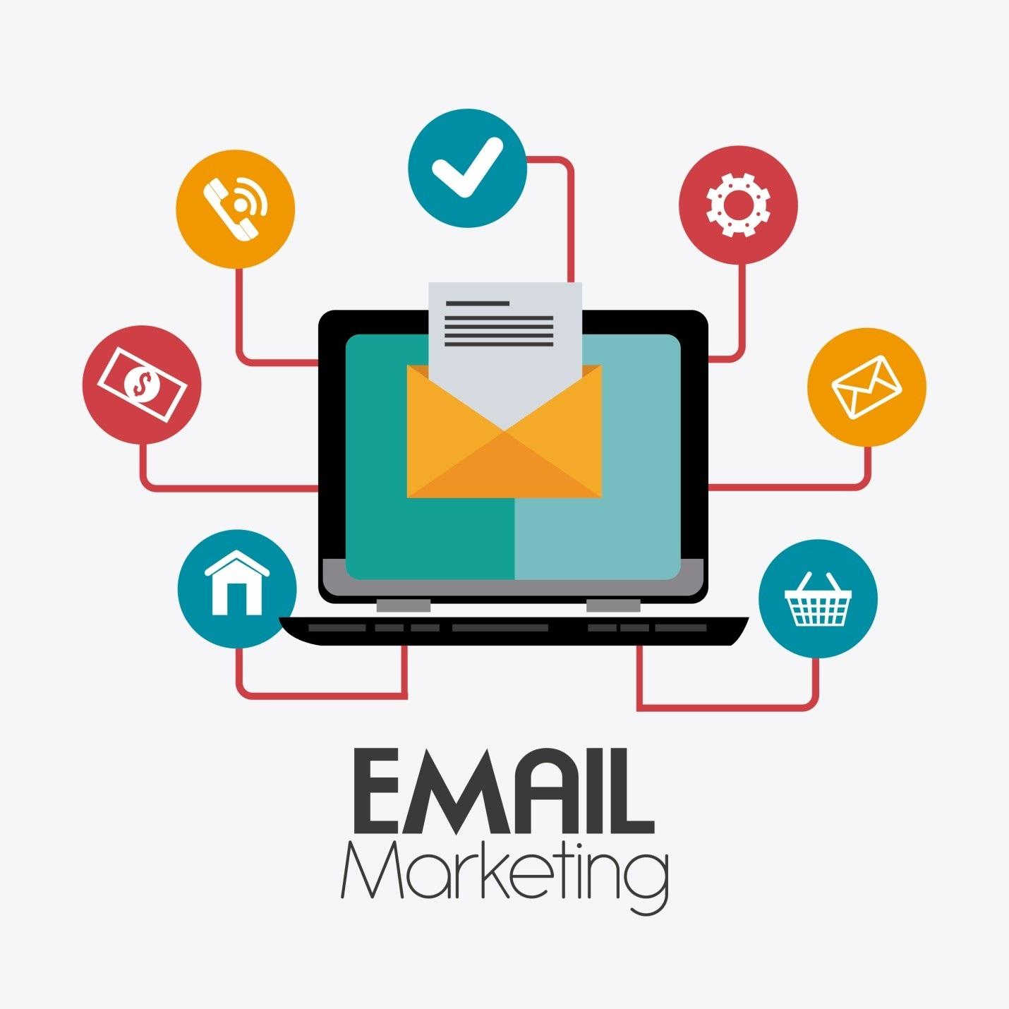 Hình 1: Email Marketing giúp giữ chân khách hàng hiệu quả
