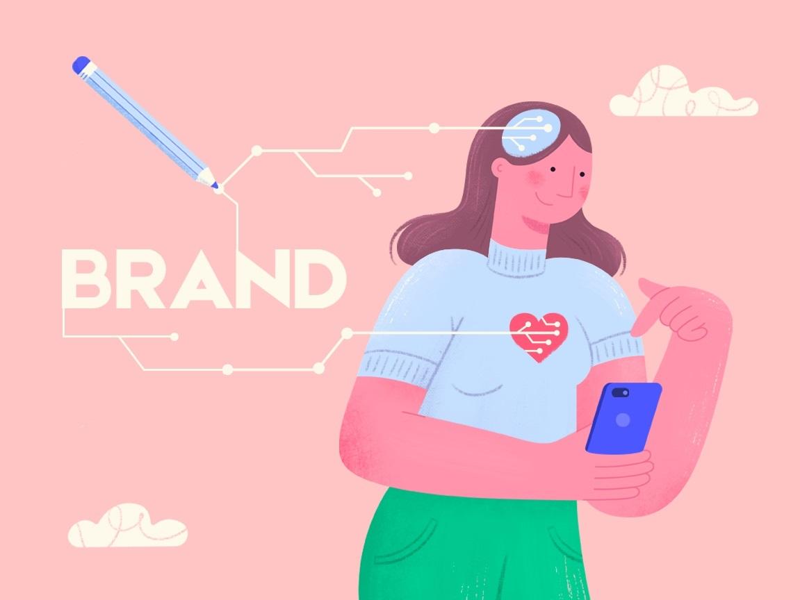 Hình 8: Xây dựng nhận thức thương hiệu trong tâm trí khách hàng