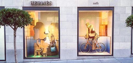 Hermes là thương hiệu thời trang cao cấp trên thế giới