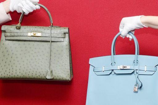 Túi Birkin là sản phẩm mang tính biểu tượng của Hermes