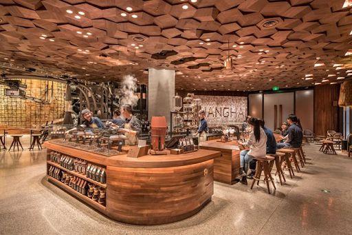 Chiến lược của Starbucks là tập trung vào trải nghiệm của khách hàng
