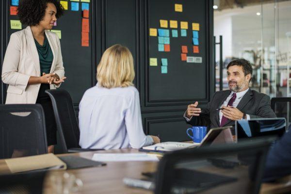 Manager luôn tìm cách để giao tiếp được thông suốt trong dự án