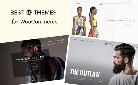 Có nhiều theme cho WooCommerce để bạn lựa chọn